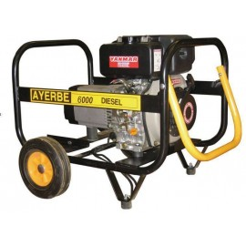 Ayerbe 6000 Diesel A/E Yanmar