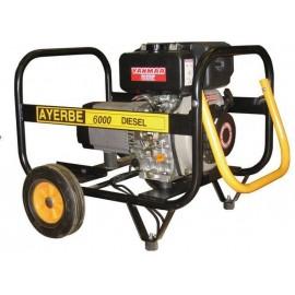 Ayerbe 6500 Diesel Tx Yanmar