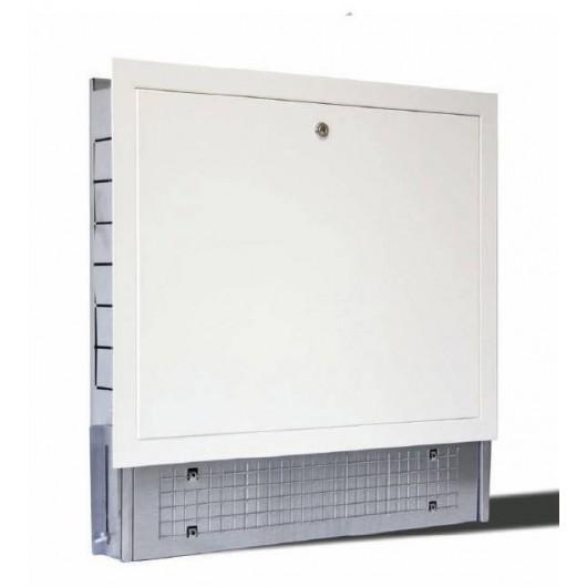 Caja Metalica Para Colector 1200 X 630 X 11