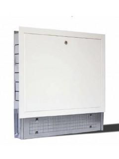 Caja Metalica Para Colector 700 X 630 X 11