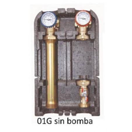 Grupo Distribucion Directo Sin Bomba