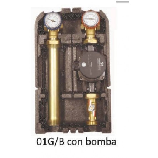 Grupo Distribucion Directo Con Bomba