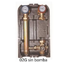 Grupo Distribucion Con V.Mezcladora A P.Fijo Sin Bomba