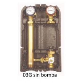 Grupo Distribucion Con V.Mezcladora Sin Bomba