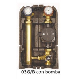 Grupo Distribucion Con V.Mezcladora Con Bomba