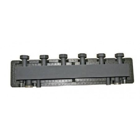 Colector Distribuidor C/Comp.Hidraulico 2 Salidas