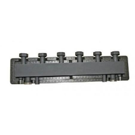 Colector De Distribuidor C/Compens.Hidraulico 3 Salidas