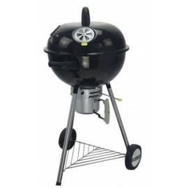 Barbacoa Carbon 43,5-55X49,5X95Cm Redonda  Acero Chicago Grill