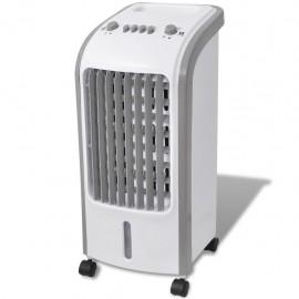 Refrigerador de aire 80 W 5 L 270 m³ / h 25x26x56 cm