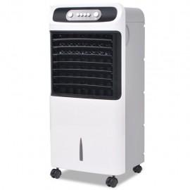 Enfriador de aire portátil 80 W 12 L 496 m³ / h