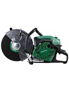 Cortadora a gasolina disco 355 mm 75 cc CM75EBP Hitachi