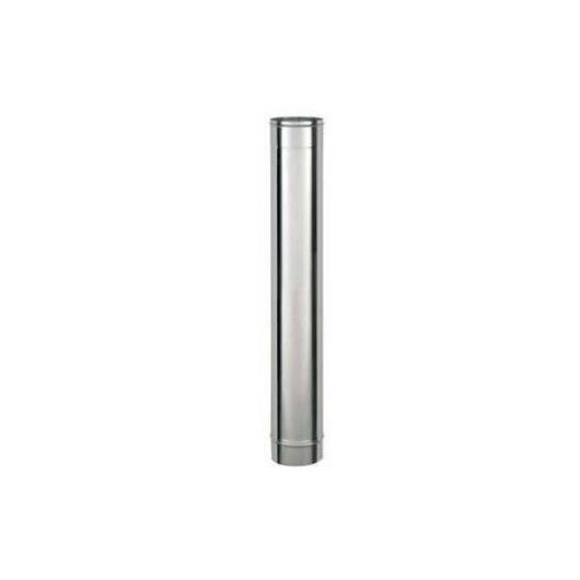 Comprar tubo tubo inox estufa pellets d 80 100 - Tubos estufa pellets ...
