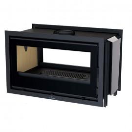 Insertable Doble Cara Con Cristal Vision  Modelo Cairo-110-D