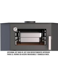Estufa De Rincon Con Horno  Modelo Lerma-H