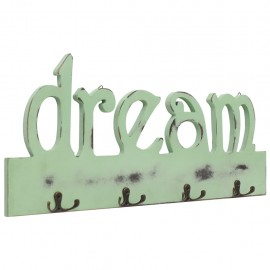 Perchero de pared DREAM 50x23 cm