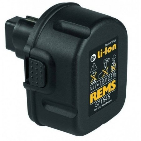 Bateria Original Rems Li-on Plus 14,4v 1,5 ah