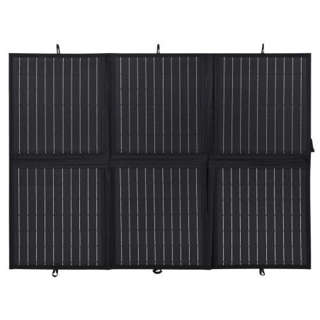 Cargador solar plegable 120 W 12 V
