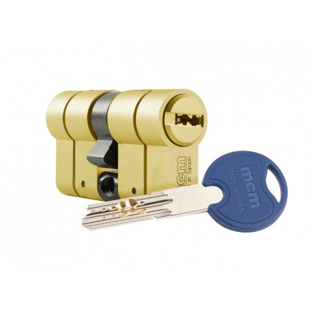 Cilindro Seguridad 30X30Mm Mcm Lat Scx Plus Dob.Embr. Scx+De:30-30