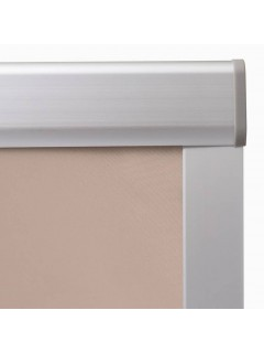 Persiana opaca enrollable beige MK08