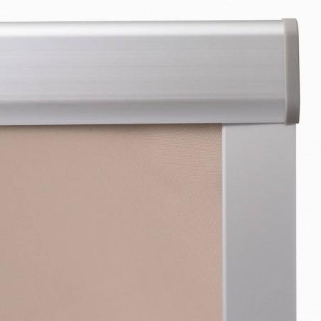 Persiana opaca enrollable beige UK08