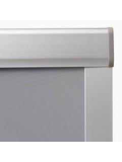Persiana enrollable opaca gris UK08