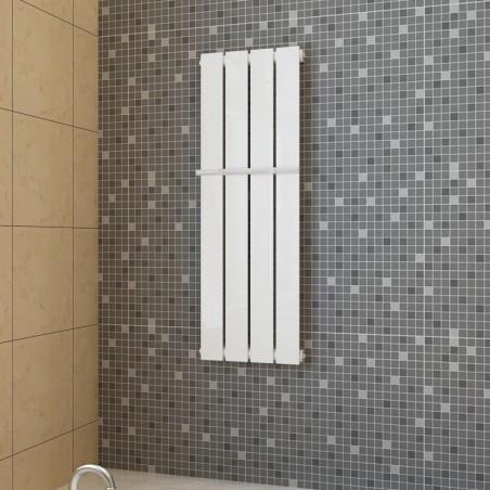 Toallero Estante De Toalla En Panel De Calefacción 311mm
