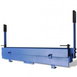 Máquina plegadora de chapa de metal 930 mm