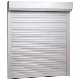 Persiana enrollable aluminio blanca 80x100 cm