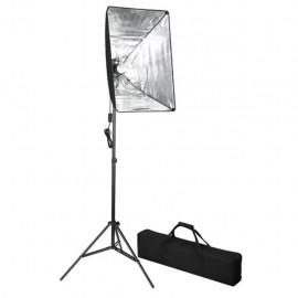 Luz profesional de estudio 60 x 40 cm