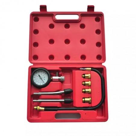 9-Piezas Kit de prueba de presión Motor de gasolina