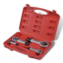 4 piezas Divisor de Tuerca Removedor Extractor mecánico Set 9-27mm