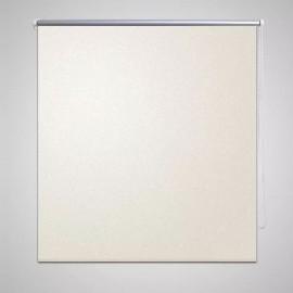 Estor Persiana Enrollable 80 x 175cm De Color Crema