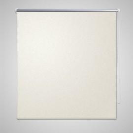 Estor Persiana Enrollable 100 x 175cm De Color Crema