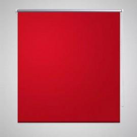 Estor Persiana Enrollable 100 x 175cm Rojo