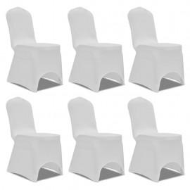 Funda de silla elástica 6 unidades