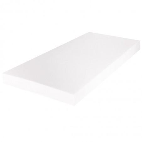 Colchón con funda lavable de 200 x 80 x 17 cm