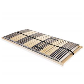 Somier de láminas con 42 listones de 7 regiones 140x200 cm FSC