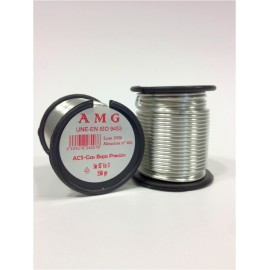 Estaño Sold Plata 100Gr 3,5% Aleacion 402 Amg
