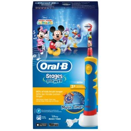 Cepillo Dental Recargable Infantil Vitality St.Mickey Oral-B