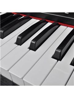 Piano Electrónico/Piano Digital con 88 teclas y atril