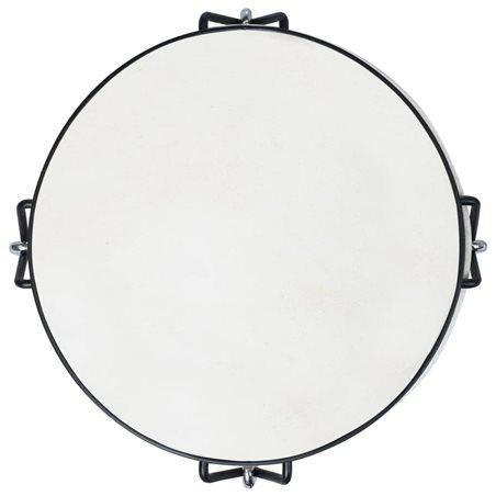 Tambor djembe con tensores de barra 25 cm piel auténtica