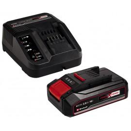 Cargador Bateria Einhell + Bateria.2,5Ah/18V 4512097