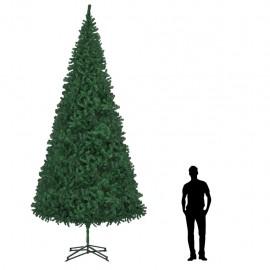 Árbol de Navidad artificial verde 500 cm
