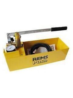 Rems Push Bomba De Comprobacion Manual