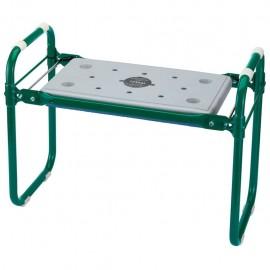 Draper Tools Banquito reclinatorio de jardinería hierro verde 64970