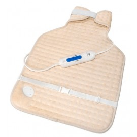 Almohadilla Electrica  Cervical/Dorsal/Lumbar 47X36Cm 100W Polie Beige Mypekath