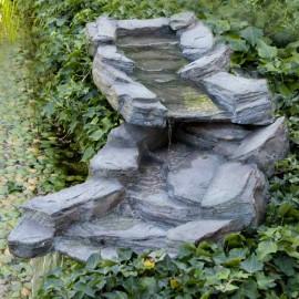 Velda Set de fuente para jardín 80 cm