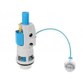 Descarga Cisterna Inodoro Doble Universal  Push Able T-280S Hidrot
