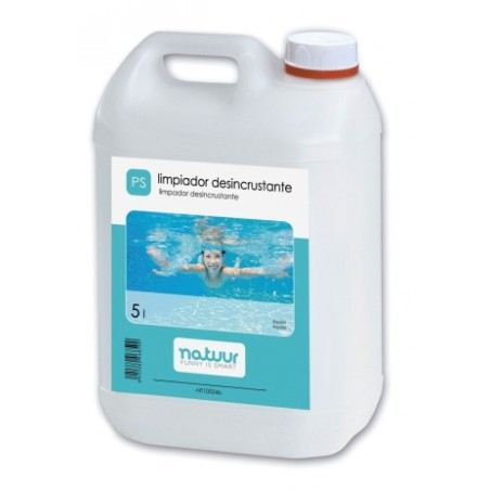 Desincrustante Piscina  Superconcentrado Natuur Nt100246 5 Lt