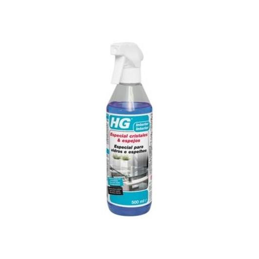 Limpiador Cristales-Espejos Spray Hg 500 Ml